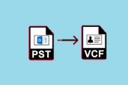 Convert PST File to vCard