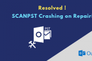 Scanpst.exe Can't be Found or Started When Outlook is Installed